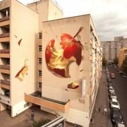 I graffiti di Remo Lienhard aka Wes21