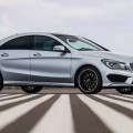 Merces-Benz CLA-Class - Press Drive