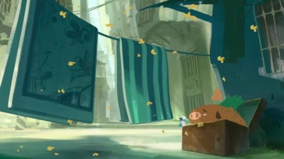 Pig Box - Corto animato realizzato da Ta-Wei Chao e Tsai-Chun Han