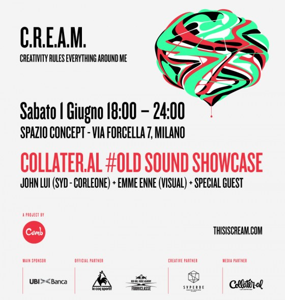 STD | Collater.al #OLD Sound Showcase