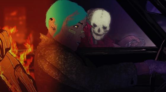 """Queens of the Stone Age - If I Had A Tail - Video animato che anticipa l'uscita dell'album """"...Like Clockwork"""""""