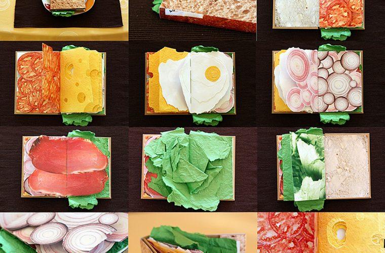 Pawel Piotrowski – Sandwich Book