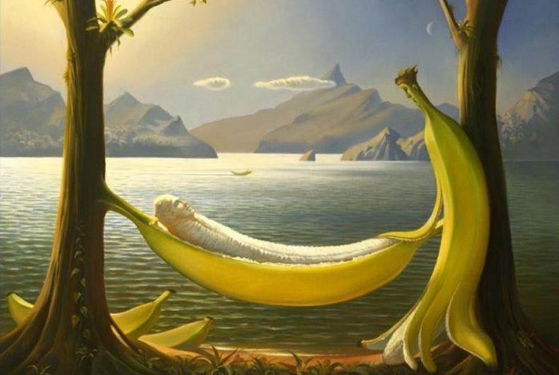 Il surrealismo nelle illustrazioni di Vladimir Kush
