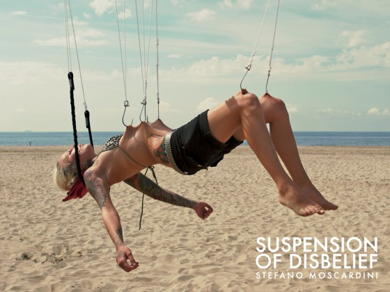 Suspension of Disbelief - Stefano Moscardini