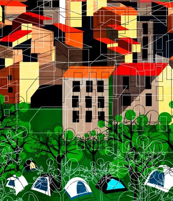 Welcome to Ypsigrock XVII - festival di musica contemporanea organizzato dall'Associazione Culturale Glenn Gould