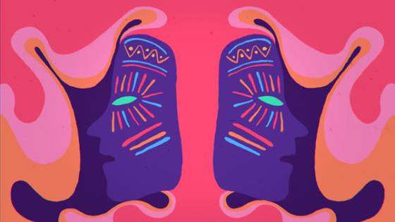 Poncho - Tiki Tiki - Video musicale animato realizzato dallo studio Plenty