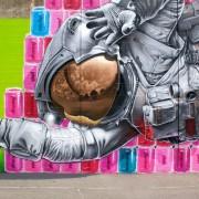 NEVERCREW - Christian Rebecchi & Pablo Togni - Duo di designer/street-artists svizzeri