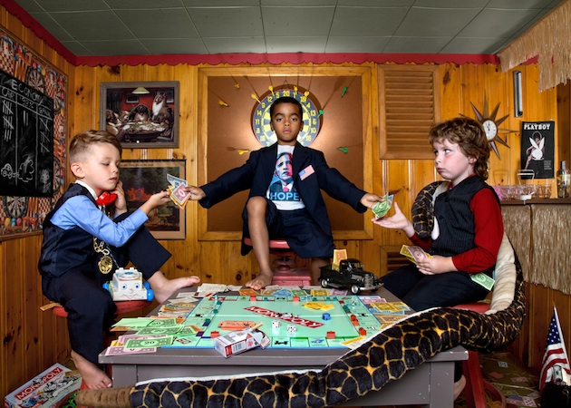 Jonathan Hobin – In the Playroom