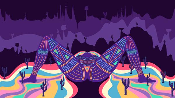 Poncho – Tiki Tiki
