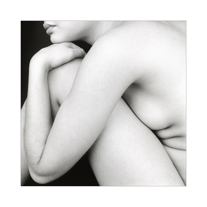 Eric Marrian - Architettura geometrica del corpo