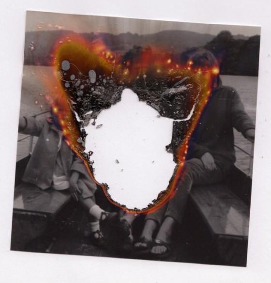 India Lawton - Scars - Progetto fotografico sulla memoria