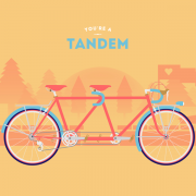 Cyclemon - You Are What You Ride - Serie di poster sulle bici, illustrati dai francesi Romain Bourdieux e Thomas Pomarelle