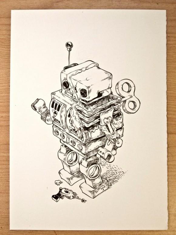 Tien Hee aka Tea Wei - Illustratore e character designer neozelandese