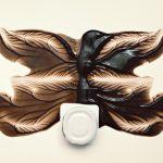 Esther Lobo – Rorschach – Serie fotografica su macchie di cibo inspirate al test psicologico