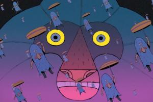 Distance - Corto animato realizzato alla scuola francese Gobelins