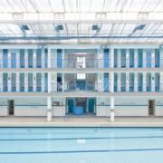 Franck Bohbot - Swimming Pool - Progetto fotografico sull'architettura delle piscine di Parigi