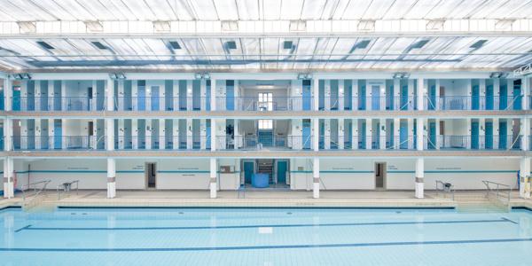 Franck bohbot swimming pool progetto fotografico sull for Piscine strette e lunghe