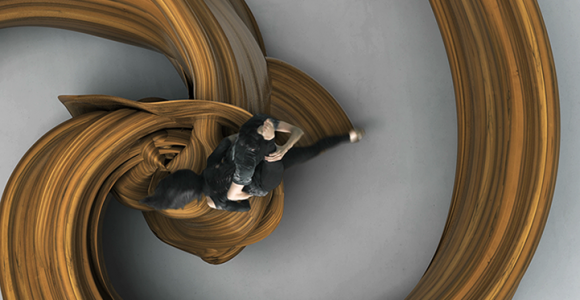JL Design - CCTV9 2013 Ident - Dancers