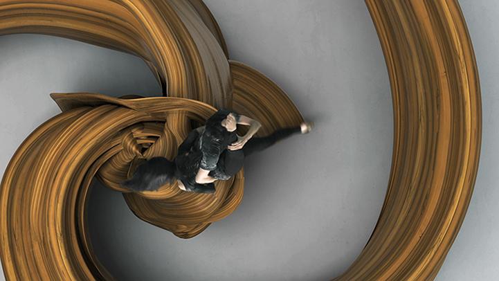 JL Design – CCTV9 2013 Ident – Dancers