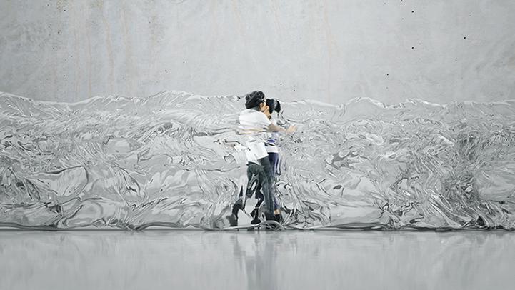 JL Design – CCTV9 2013 Ident – Couple