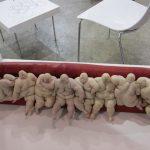 Mu Boyan – Sculture di corpi obesi