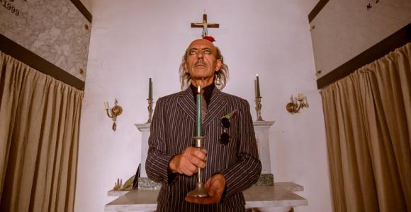 Ground's Oranges - Prefunerale Luigi Virgillito - Videoclip paradia dei video dei prediciottesimi