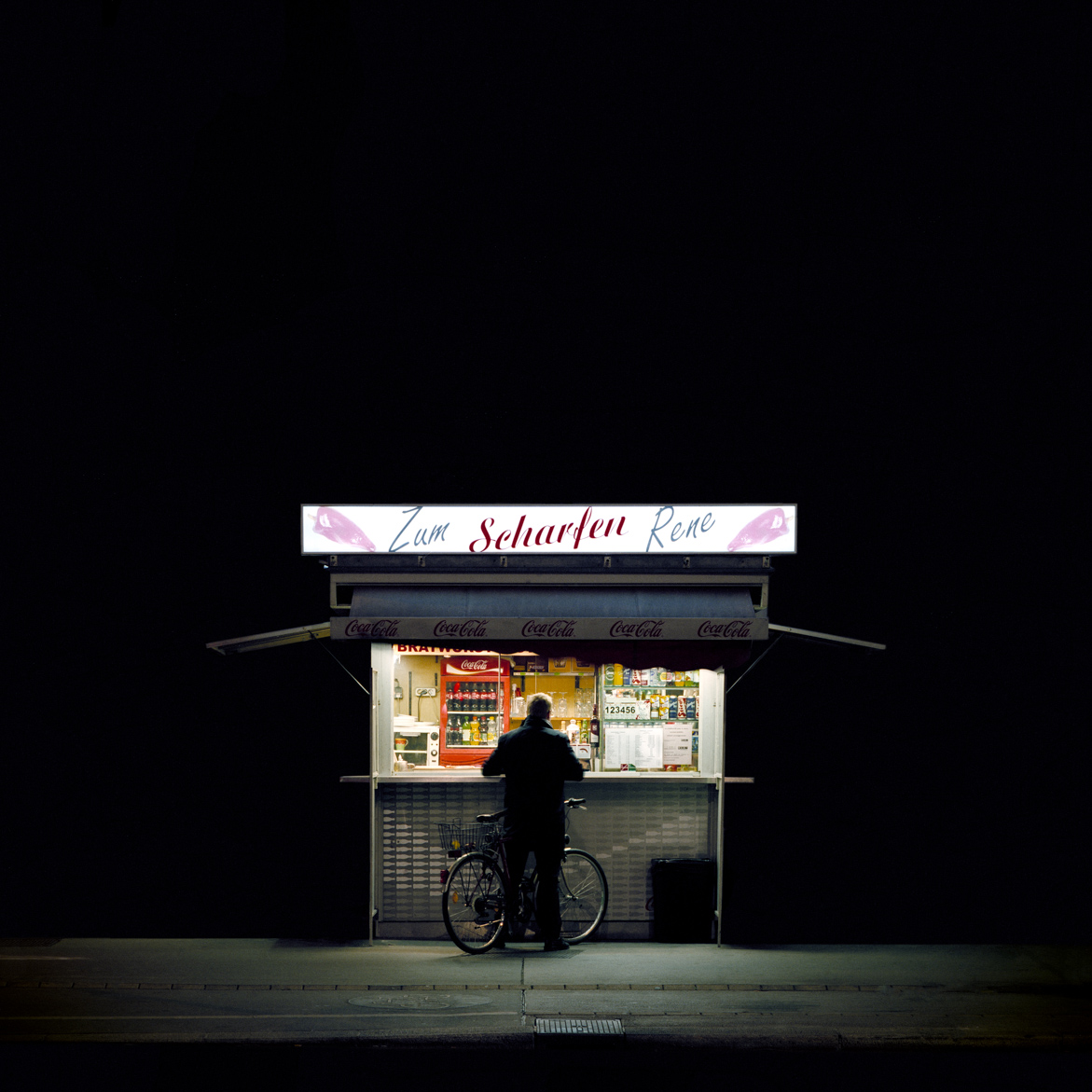 Eiterquellen, i diners viennesi notturni di Stefan Fuertbauer | Collater.al
