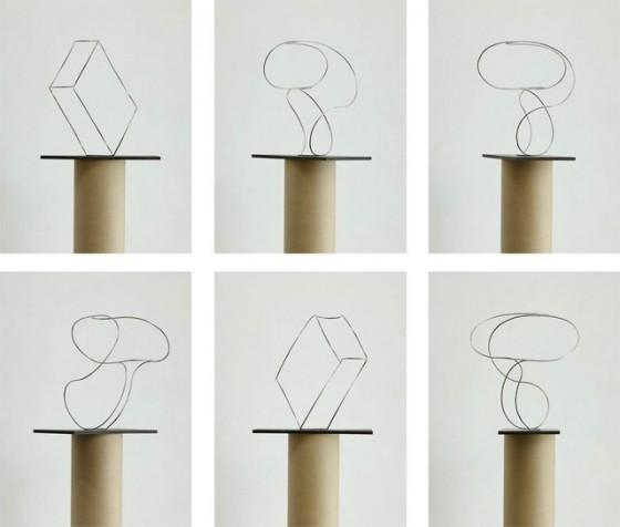 Markus Raetz - Artista esponente dell'optical art