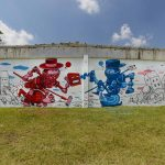 La street art cartoonesca dell'italiano Mister Thoms | Collater.al