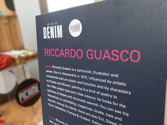 Riccardo Guasco - Intervista per Art of Denim