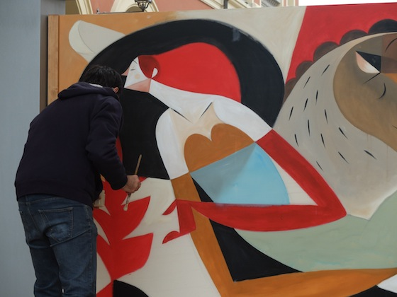 Riccardo Guasco - Intervista per Art of Denim