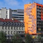 La Tour Paris 13 – Il Piano – Progetto di street art realizzato a Parigi dalla Galerie Itinerrance e l'agenzia Le Grand Jeu