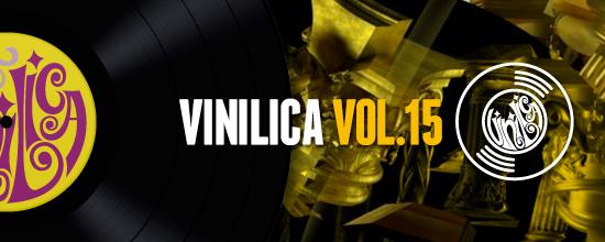 Vinilica Vol.15 – LUCKY BEARD ALL STARS
