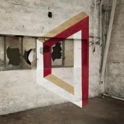 Fanette Guilloud - Géométrie de l'impossible - Figure anamorfiche su edifici fatiscenti