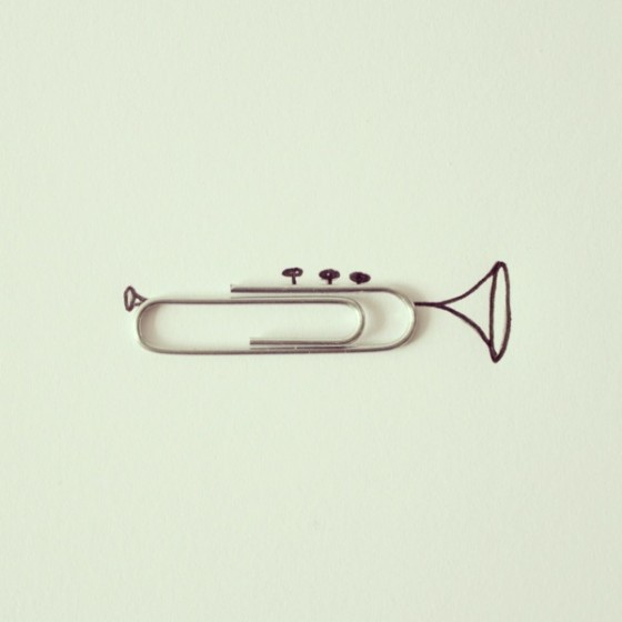 Javier Pérez – Whimsical Illustrations - Disegni al tratto e oggetti d'uso quotidiano