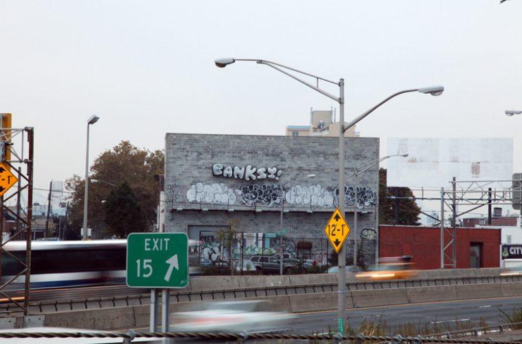 Banksy a New York: appunti per una Semiotica Metropolitana.