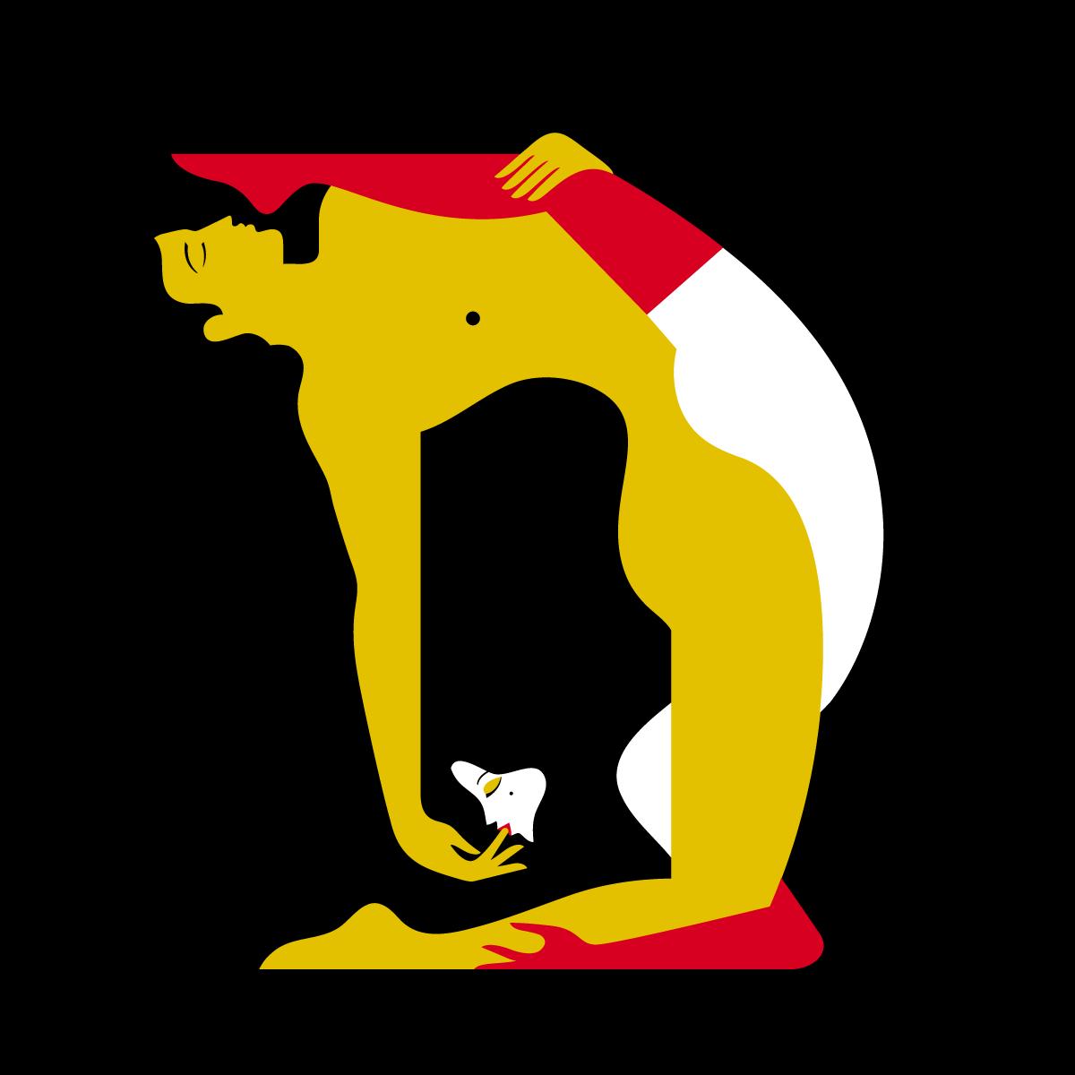 The Kama Sutra Project, le gif erotiche di Malika Favre | Collater.al