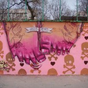 Georgi Dimitrov aka Erase - Illustratore e graffiti artist bulgaro