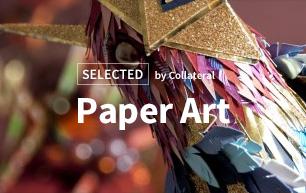 Selected paper art