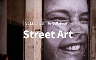 Selected street art