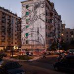 Sten & Lex – Outdoor 2013 – Nuovo murales a Roma Garbatella