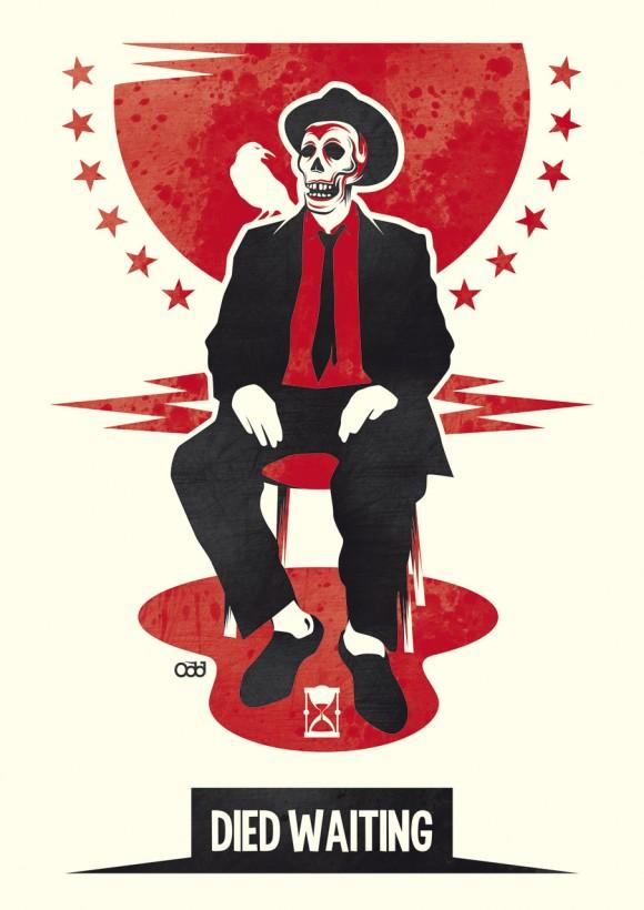 Masters of Poster Design - Oscar Odd Diodoro