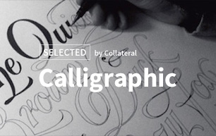 Selected calligraphic