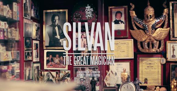 Silvan - The Great Magician - L'utimo documentario di We Cross The Line