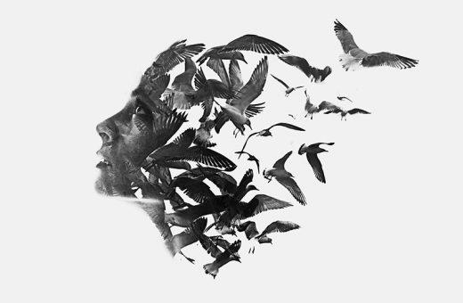Gli scatti a esposizione multipla di Aneta Ivanova