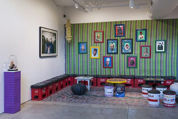 Hassan Hajjaj - Kesh Angels - Solo exhibition Taymour Grahne Gallery
