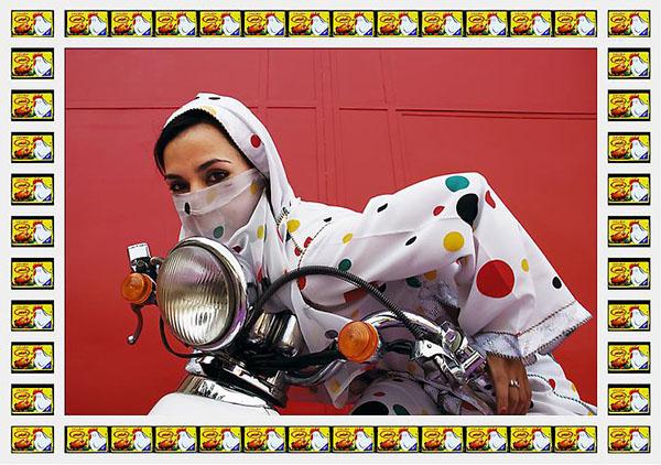 Hassan Hajjaj – Kesh Angels