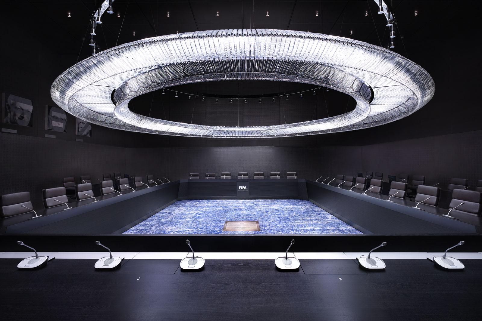 Luca Zanier – Corridors of Power