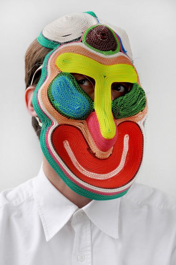 Bertjan Pot - Masks1