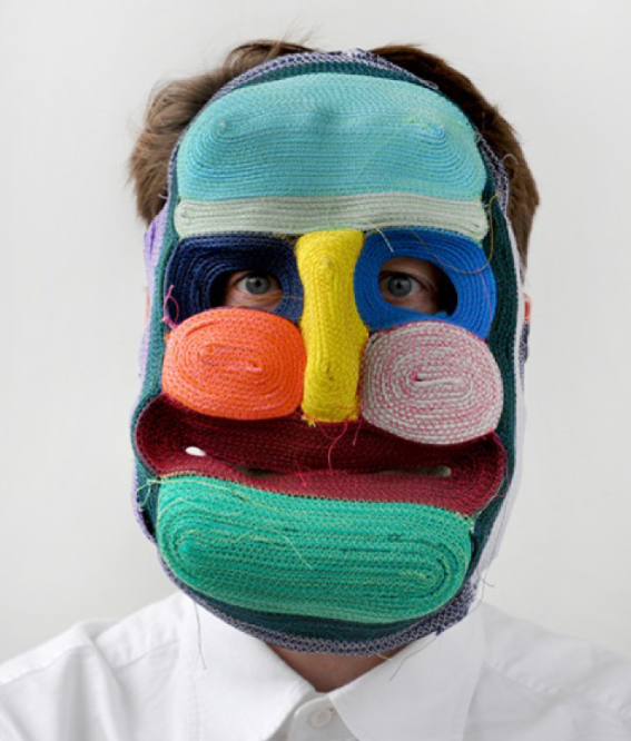 Bertjan Pot - Masks14